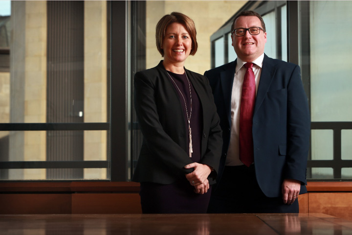 Turnover and profits up at Anderson Strathern