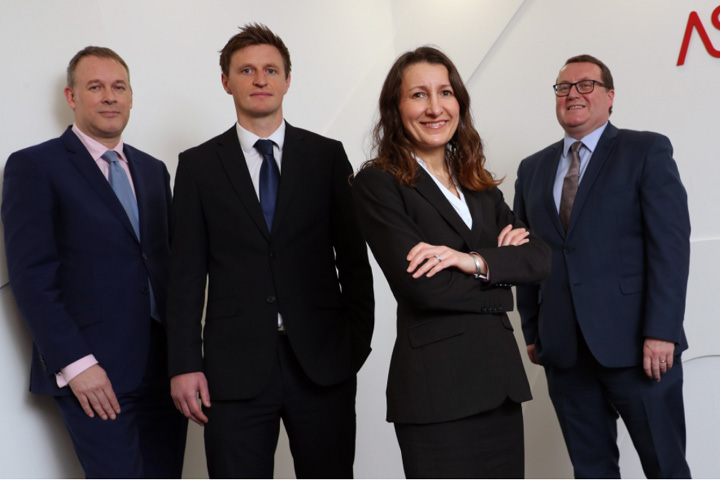 Anderson Strathern adds six director roles to firm's leadership team