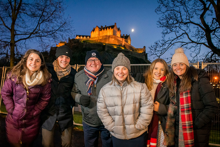 Anderson Strathern the first law firm globally to sign up for The World's Big Sleep Out in conjunction with Meritas