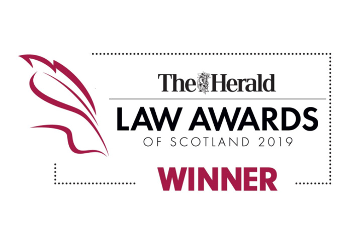 Anderson Strathern wins top prizes at The Herald Law Awards
