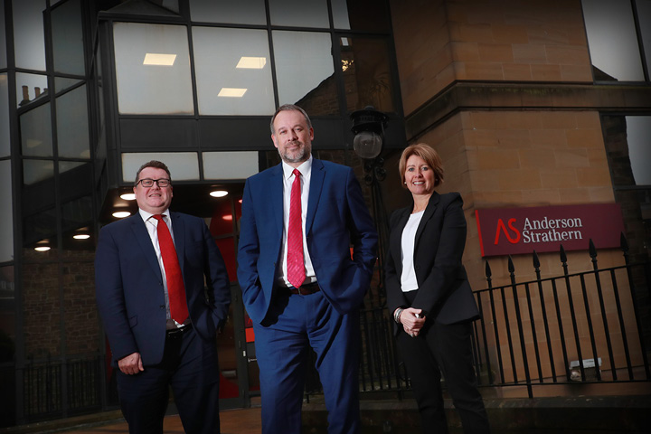 Revenue and profits hike at Anderson Strathern