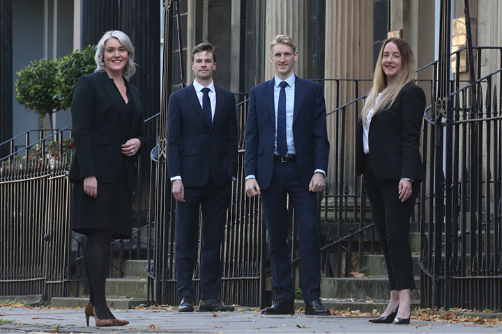 Anderson Strathern reveals business wins and announces raft of promotions