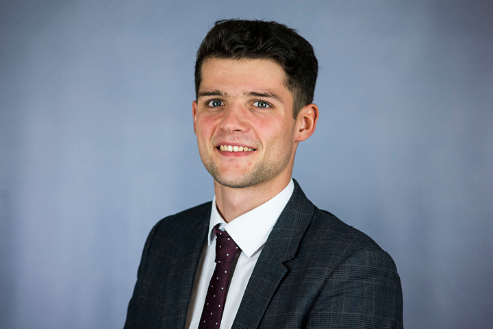 Traineeships at Anderson Strathern: Daniel Considine