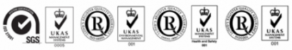 Management systems standards logos