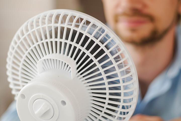 Hot, hot, hot – maximum temperatures at work