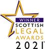 Scottish Legal Awards Winner 2021